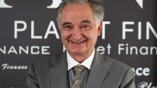 Jacques Attali, Président de PlaNet Finance